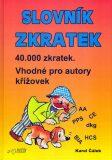 Slovník zkratek - Karel Čálek