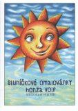 Sluníčkové omalovánky - Honza Volf