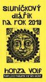 Sluníčkový diářík na rok 2019 - Honza Volf