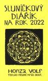 Sluníčkový diářík na rok 2022 - Honza Volf