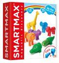 SmartMax - Moje první Safari zvířátka - 18 ks - SmartMax