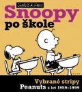 Snoopy po škole - Charles M. Schulz