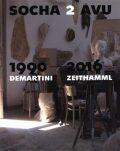 Socha 2 AVU 1990–2016 / Demartini – Zeithamml - Akademie výtvarných umění