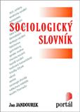 Sociologický slovník - Jan Jandourek