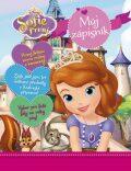 Sofie První - Můj zápisník - Walt Disney