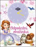 Sofie První - Odpolední svačinka (kniha s hodinami) - Walt Disney