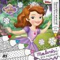 Sofie První - Omalovánky pro nejmenší - Walt Disney