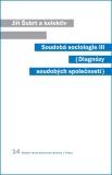 Soudobá sociologie III. - Jiří Šubrt
