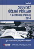 Souvislý účetní příklad s účetními doklady 2014 - Pavel Štohl
