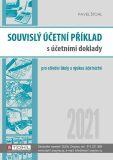 Souvislý účetní příklad s účetními doklady 2020 - Pavel Štohl