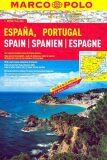 Španělsko, Portugalsko - atlas - spirála 1:300T MD - Marco Polo