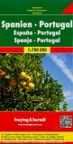 Španělsko Portugalsko 1:700 000 - Kolektiv autorů