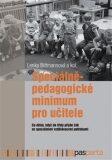 Speciálněpedagogické minimum pro učitele - Lenka Bittmannová, ...