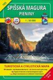 Spišská Magura, Pieniny 1:50 000 - VKÚ