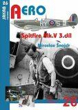 Spitfire Mk. V - 3.díl - Miroslav Šnajdr