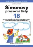 ŠPL 18 - Geometrické tvary, rozvoj pozornosti - Ladislava Horová