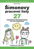 ŠPL 27 - Pohádková grafomotorika pro malé předškoláky - Novotná, Irena