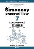 ŠPL 7 - Logopedická cvičení II - J, H, CH, K, Ď, Ť, Ň, D, T, N, L, R, Ř - Věra Charvátová-Kopicová