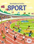 Samolepková knížka Sport - Kolektiv