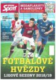 Sport Speciál - Fotbalové hvězdy ligové sezony 2018/19 - kolektiv autorů