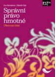 Správní právo hmotné - Eva Horzinková, Zdeněk Fiala