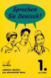 Sprechen Sie Deutsch - Pro zdrav. obory kniha pro učitele - Doris Dusilová