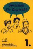 Sprechen Sie Deutsch - Pro zdrav. obory kniha pro studenty - Doris Dusilová
