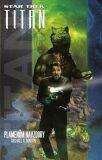 Star Trek: Typhonský pakt – Plamenům navzdory - Michael A. Martin