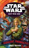 STAR WARS Nový řád Jedi Konečné proroctví - Greg Keyes