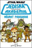 STAR WARS Jediská akademie Návrat Padawana - Brown Jeffrey