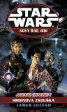 STAR WARS Nový řád Jedi Agenti chaosu I - James Luceno
