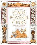 Staré pověsti české - komentované vydání - Alois Jirásek, Eduard Burget