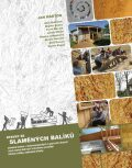 Stavby ze slaměných balíků - Ján Marton