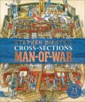 Stephen Biesty's Cross-Sections Man-of-War - Richard Platt, Stephen Biesty