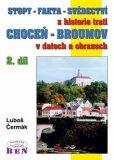 Stopy-fakta-svědectví z historie trati Choceň-Broumov 2. díl - Čermák Luboš