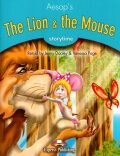 Storytime 1 The Lion and the Mouse - TB + audio CD/DVD-ROM - Ezop