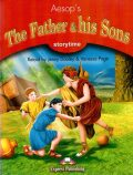 Storytime 2 The Father & his Sons - PB + DVD PAL/audio CD - Jenny Dooley, Vanessa Page