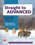 Straight to Advanced: Student´s Book Premium Pack with Key - Richard Storton