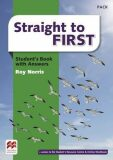 Straight to First: Student´s Book Pack with Key - Roy Norris