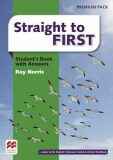 Straight to First: Student´s Book Premium Pack with Key - Roy Norris