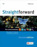 Straightforward 2nd Ed. Pre-Intermediate: Student´s Book + eBook - Philip Kerr