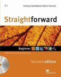 Straightforward 2nd Edition Beginner: Workbook & Audio CD with Key - Julie Penn,  Jim Scrivener, ...