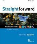 Straightforward 2nd Edition Pre-Intermediate: Student´s Book - Julie Penn,  Jim Scrivener, ...
