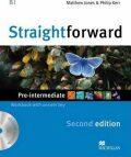 Straightforward 2nd Edition Pre-Intermediate: Workbook with Key Pack - Julie Penn,  Jim Scrivener, ...