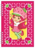 Školní zápisník Strawberry - Akim