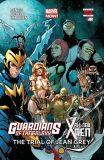 Strážci galaxie  / New X-Men - Soud s Jean Greyovou - Bendis Brian M., Sara Pichelli