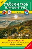 Strážovské vrchy, Trenčianske Teplice1:50 000 - VKÚ