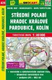 Střední Polabí, Hradec Králové, Pardubice, 1:40 000 - Freytag & Berndt