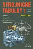 Strojnické tabulky 1 - Josef Švercl, Jaroslav Řasa