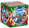 Stromeček - Plastic Puzzle Koule 60 Vánoční kolekce - Nový styl company